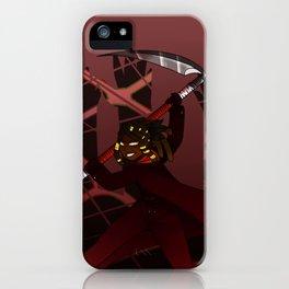 Lunar Interlude V Poster iPhone Case