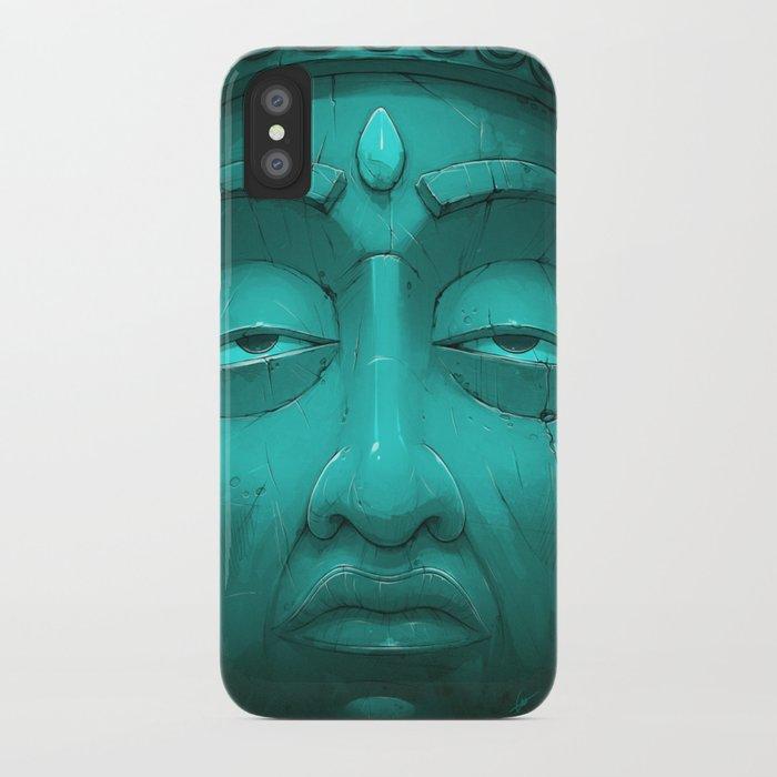 Buddha I. iPhone Case