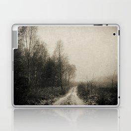 Snowfalls Gone By Laptop & iPad Skin
