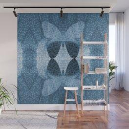 Butterflies, Reflection, Illumination, Transformation Wall Mural