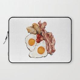 The healthy breakfast Laptop Sleeve