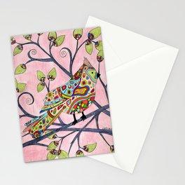 Grandma's Songbird Stationery Cards