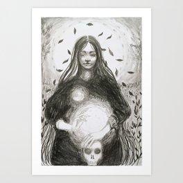 Witch Kunstdrucke