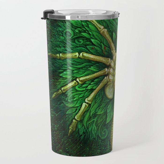 Facehugger (green) Travel Mug