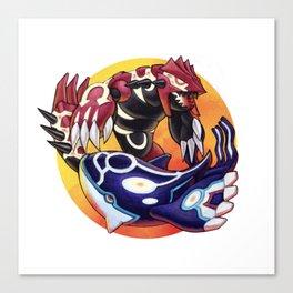 Alpha & Omega Canvas Print
