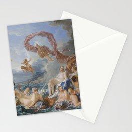 François Boucher - The Triumph of Venus Stationery Cards