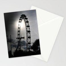 London At Dusk Stationery Cards