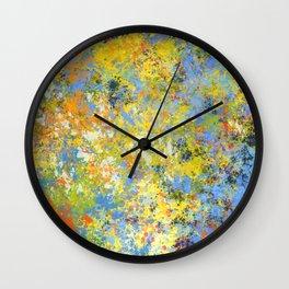 Neuron Necromancy Wall Clock