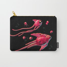 Outer Space Pinkfish Carry-All Pouch