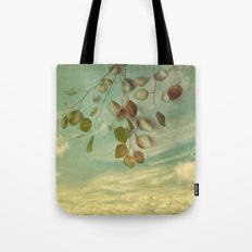an impression of control Tote Bag