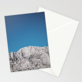 Sainte Victoire mountain Stationery Cards