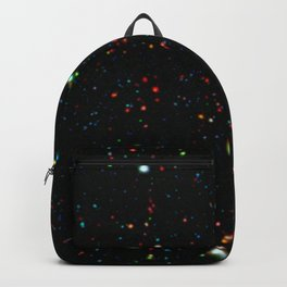 Colorful Galaxies Backpack