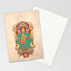 Past Legends Stationery Cards