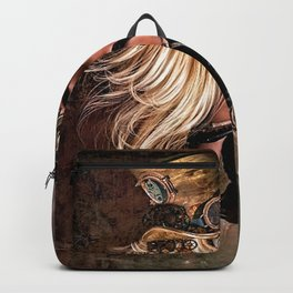 STEAMPUNK VICTORIA Backpack