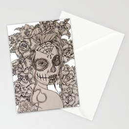 Roses of the Dead Stationery Cards