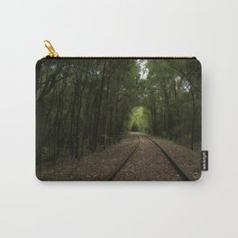 Tree Tunnels Carry-All Pouch