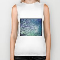 poem Biker Tanks featuring Favorite Poem... by Julia Kovtunyak