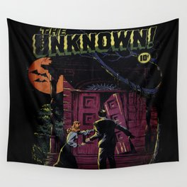 THE UNKNOWN (1948) Wall Tapestry