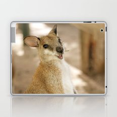 Smiling Kangaroo Laptop & iPad Skin