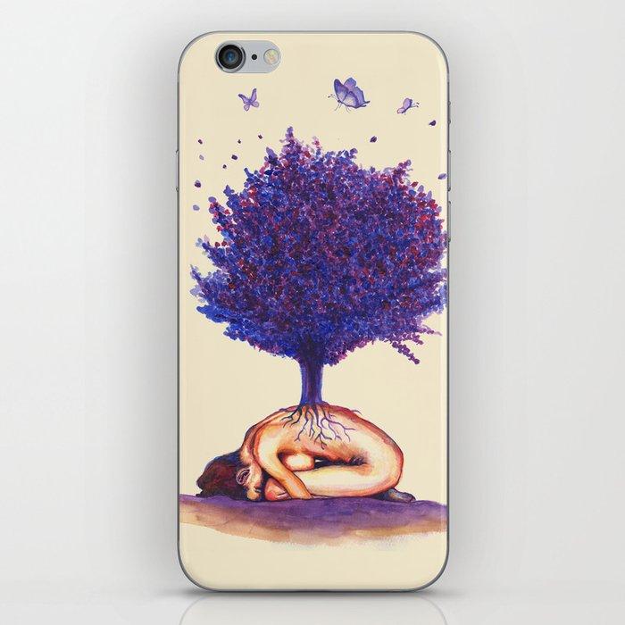 Rebirth iPhone Skin