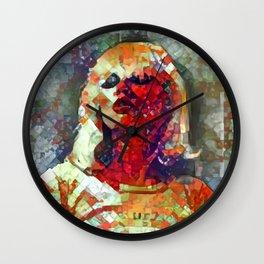 Debbie Wall Clock