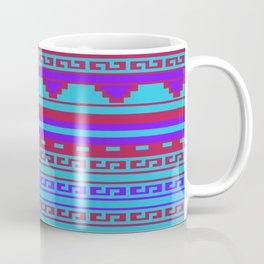Mexican Aztec ethnic pattern Coffee Mug