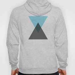 Two Triangles Hoody