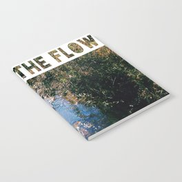 #GOWITHTHEFLOW fig. 1 Notebook