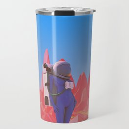 Cosmonaut.2. Travel Mug