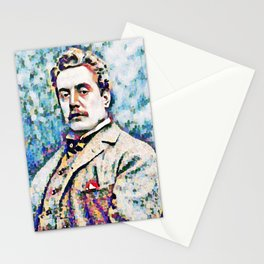 Giacomo Puccini (1858 – 1924) digitized photography Stationery Cards