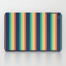 Happy Stripes iPad Case