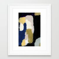 neil young Framed Art Prints featuring Neil by Patricia Vargas