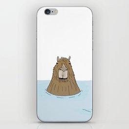 Capybara iPhone Skin