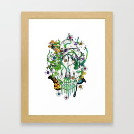 Faerie Trap Framed Art Print