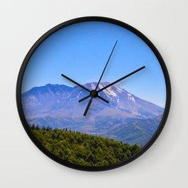 St. Helens I Wall Clock