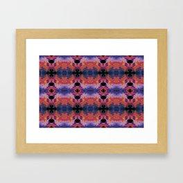 Ilusiones Nebulosas Framed Art Print
