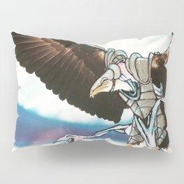 Birds In Armor 9 Pillow Sham