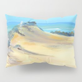 Sand between the toes Pillow Sham