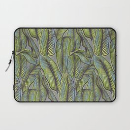 Leaves of Paradise Lime Laptop Sleeve