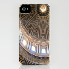 Don't Look Down. iPhone (4, 4s) Slim Case