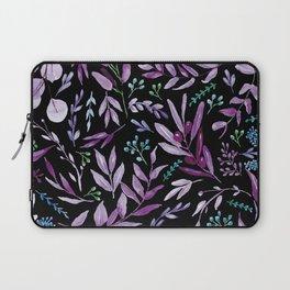 Eucalyptus Violet Laptop Sleeve