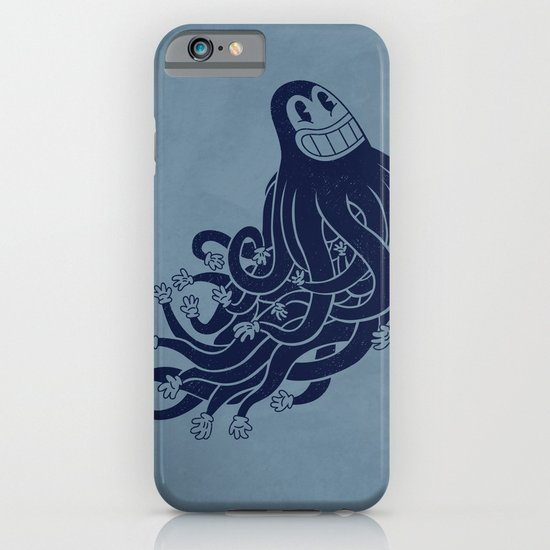 Octadecapus iPhone & iPod Case