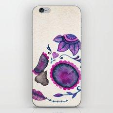 Sugar Skull Head iPhone & iPod Skin