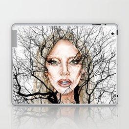 GA Ga Wisdom Veins lg Laptop & iPad Skin