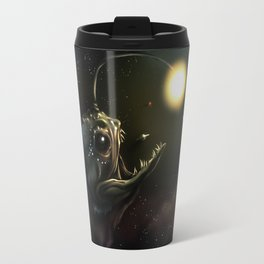 You Never Know What's Out There... Travel Mug