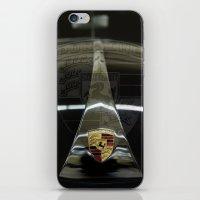 porsche iPhone & iPod Skins featuring Porsche 356 by Regina Hoer