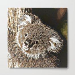 Koala_2015_0601 Metal Print