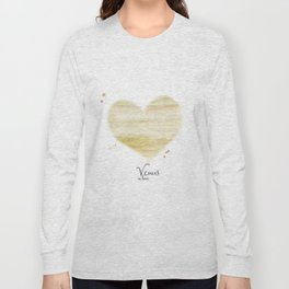 Venus in love Long Sleeve T-shirt