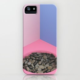 Epic loot cave (end the grind) iPhone Case