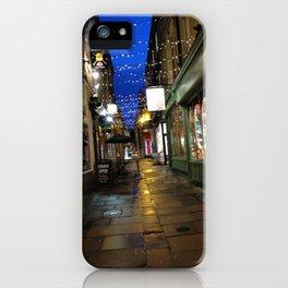 Street In Bath iPhone Case